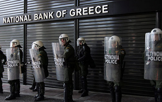 Greece Crisis -The Complete Story
